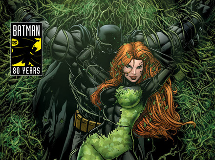 Brilliant Women of Batman: Poison Ivy Steals it with a Kiss