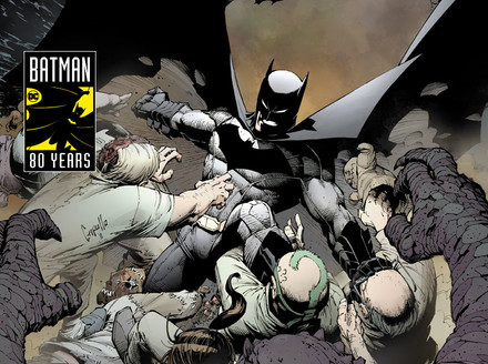 Batman, a History of Heroics: The 2010s