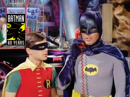 Batman, a History of Heroics: 1960s-1970s