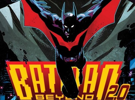 No Going Back: An Interview with Batman Beyond's Kyle Higgins and Alec Siegel