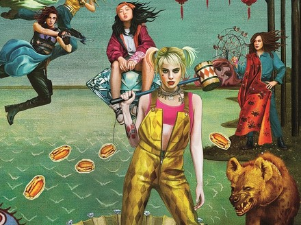 Birds of Prey Meets Botticelli in New Character Posters