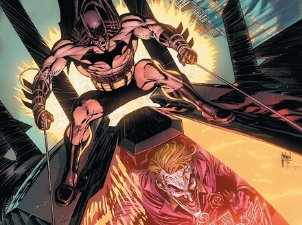 First Look: Batman Takes on Mr. Freeze...and Sons?