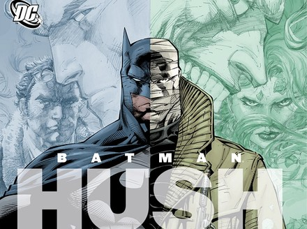 Reading Batman: Hush for the First Time