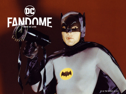A Brief History of Batman on the Small Screen