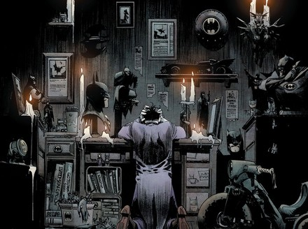 Batman: White Knight Blurs the Line Between Hero and Villain