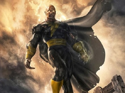 Breaking News: Dwayne Johnson Announces Black Adam