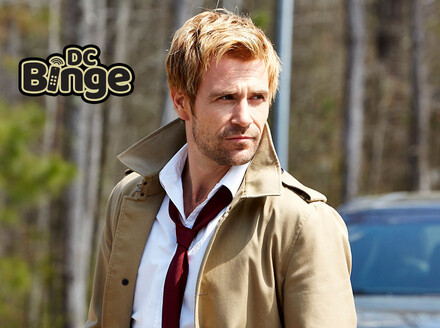 Constantine is Spooky, Solid and Super(natural)