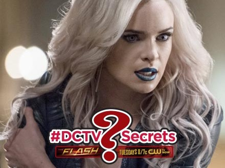 """The #DCTV Secrets of THE FLASH: Episode 2.13 """"Welcome to Earth-2"""""""