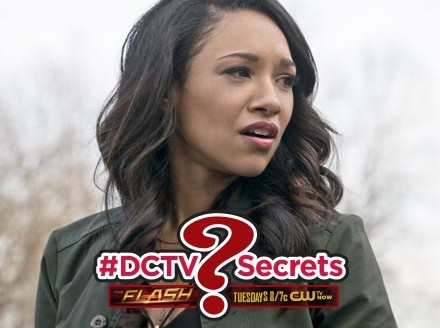 """The #DCTV Secrets of THE FLASH: Episode 2.19 """"Back to Normal"""""""