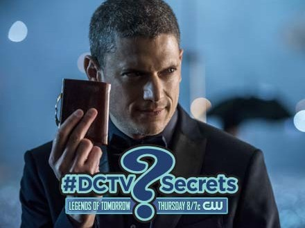 """The #DCTV Secrets of DC'S LEGENDS OF TOMORROW: Ep. 4 """"White Knights"""""""