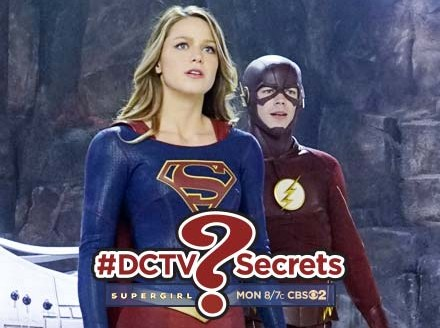 "The #DCTV Secrets of SUPERGIRL: Ep. 18 ""Worlds Finest"""