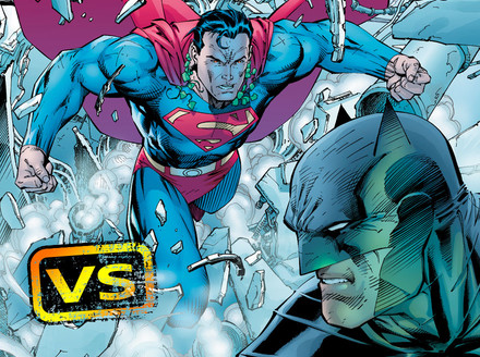 DC All Access: Superman vs. Batman