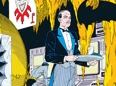 An Ode to Alfred Pennyworth