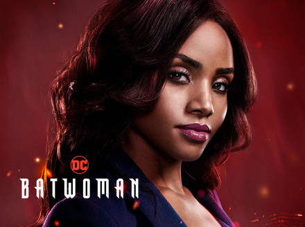 Batwoman's Meagan Tandy Fights Villains...and Some Long Buried Feelings
