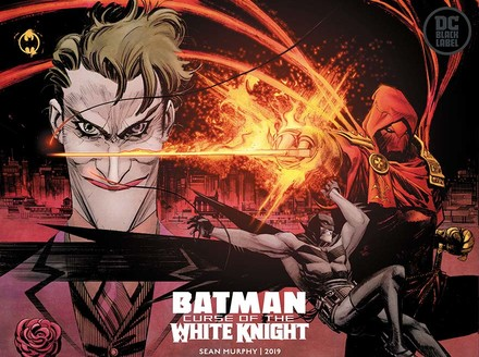 Sean Murphy's Bat-Saga Continues in Batman: Curse of the White Knight