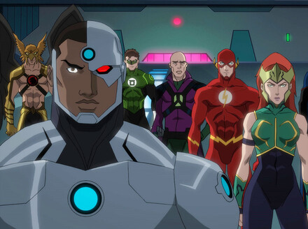 Age of Apokolips: Binging DC's Animated Movie Universe