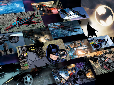 Hold Your Virtual Gatherings in Gotham City with New DC Backgrounds