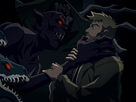 Constantine: City of Demons – The Movie Finally Brings Redemption