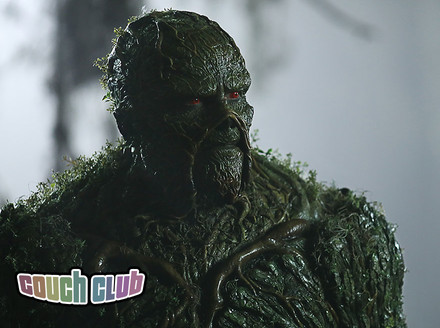 Swamp Thing: The Power of Comic Book Storytelling