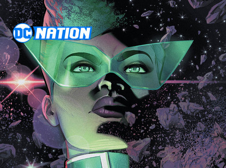 An Untried Green Lantern Confronts a Deep Space Mystery in Far Sector