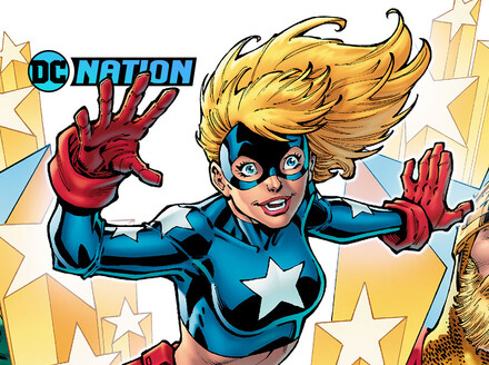 After Spring Break, Catch Up with Stargirl's Comics History