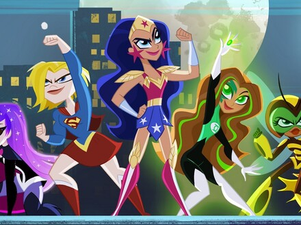 Leveling Up: Get That Super Life with DC Super Hero Girls Mini-Games