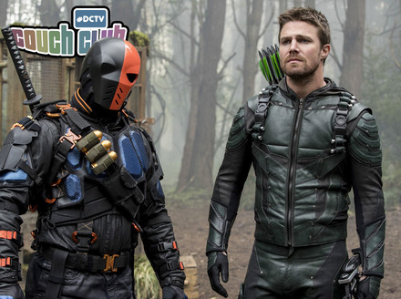 Arrow: This is It...Maybe?