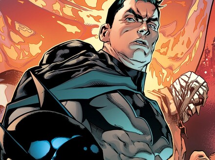 First Look: A Hush Falls Over the Bat-Family