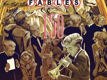 Ten Moments that Mattered: Fables Says Farewell
