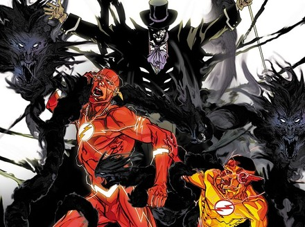The Flash: Silly Rogues and Secrets