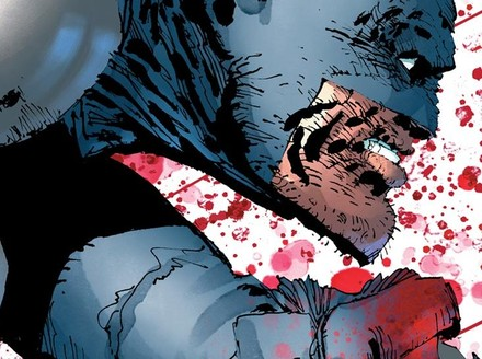 First Look: Frank Miller's Dark Knight III #1 Variant Cover