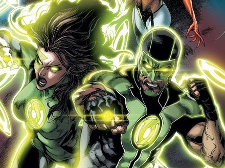 New on the Job: Sam Humphries Talks Green Lanterns