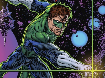 First Look: Grant Morrison's The Green Lantern Returns