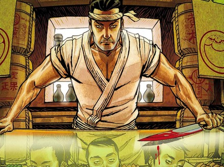 Get Jiro: Blood and Sushi Comes to Life