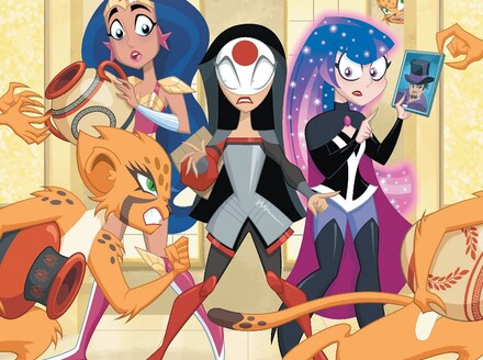 DC Super Hero Girls and the Super Power of Failure