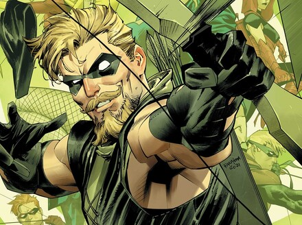 First Look: Jeff Lemire and Andrea Sorrentino Return to Green Arrow