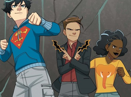 Not Your Mama's Super Sons