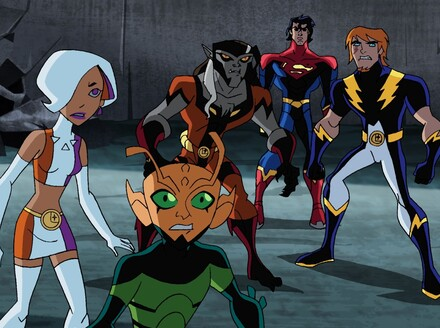 The Legion of Superheroes Animated Series is Coming to Blu-ray