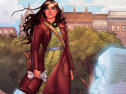 Legendary Storytelling: Renae De Liz and Ray Dillon Redefine All Ages Super Heroes