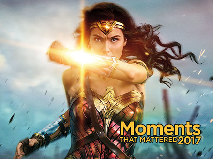 Ten Moments That Mattered: Wonder Woman Takes the Big Screen