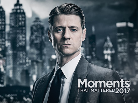Ten Moments That Mattered: Jim Gordon Gets a Promotion
