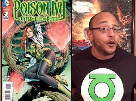 Poison Ivy: Cycle of Life and Death: Max Prime Reviews Issue #1