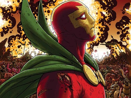 First Look: Mister Miracle Fights for the Fate of New Genesis