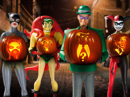 Carving a Batman: The Animated Series Collectible