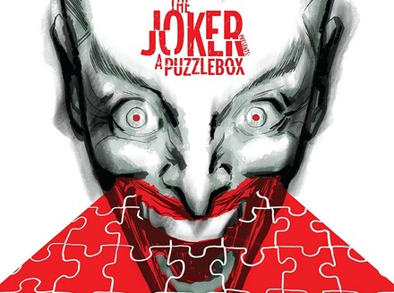 This Week on DC UNIVERSE INFINITE: The Joker Presents: A Puzzlebox Debuts with Bonus Content!