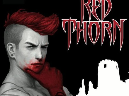 Red Thorn: Ten Questions with the Creators