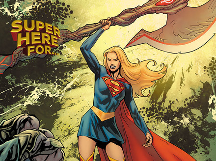 Super Here For…Supergirl Finally Giving Us Answers