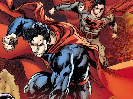 This Just Happened: The Man of Steel Goes Multiversal