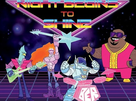 CeeLo Green, Puffy AmiYumi and More Tackle Teen Titans Go!