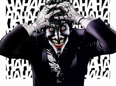 Laughing in Fear: Twelve Moments That Defined the Joker